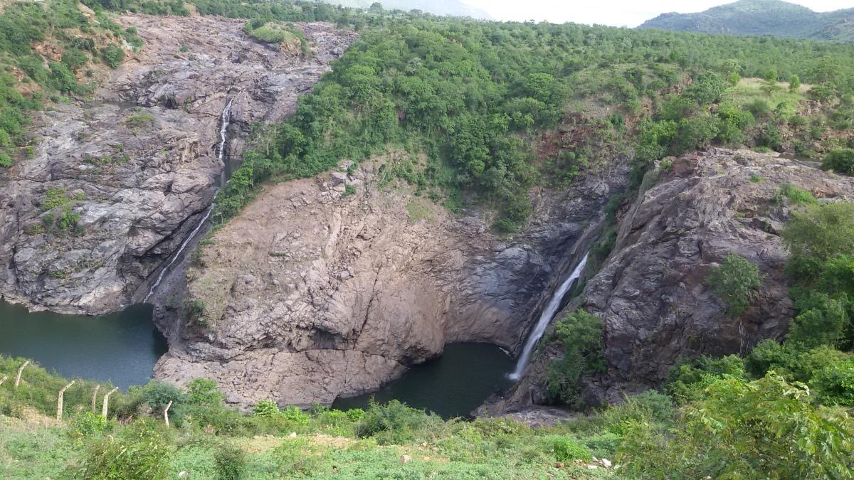Shivanasamudra Falls: WelcomingMonsoons