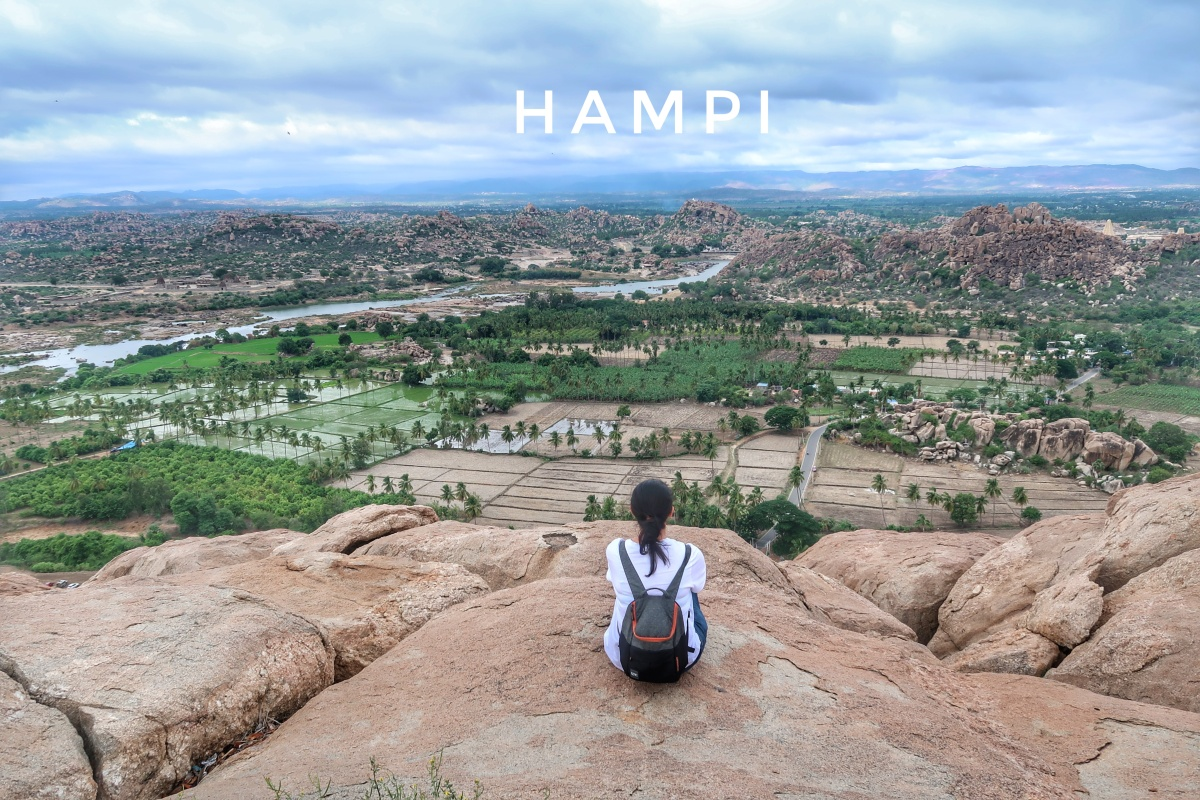 A solo trip to Hampi-Anegundi, Part-I